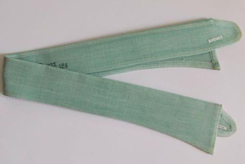 Radiac Rex green shirt collar size 18.5 UNUSED vintage detachable semi-stiff